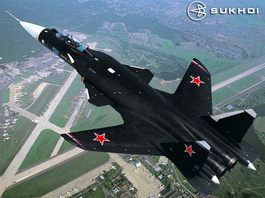 سوخوي سو-47 مع أروع الصور  S37-3