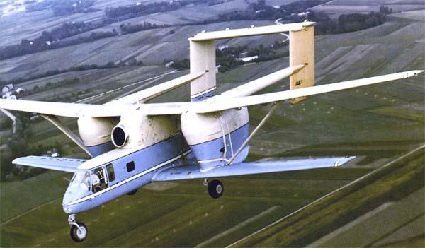 Neobicni, najljepši i najružniji avioni M15-3
