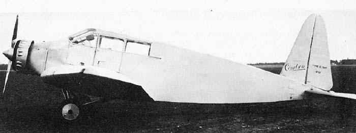 Société des avions Caudron C240-1