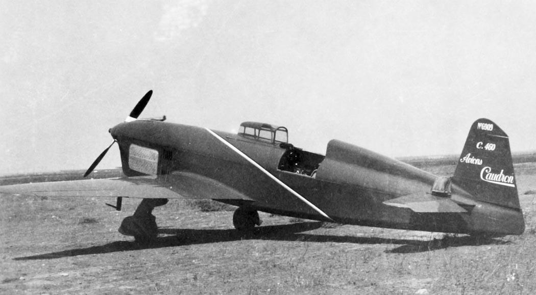 Société des avions Caudron C460-2