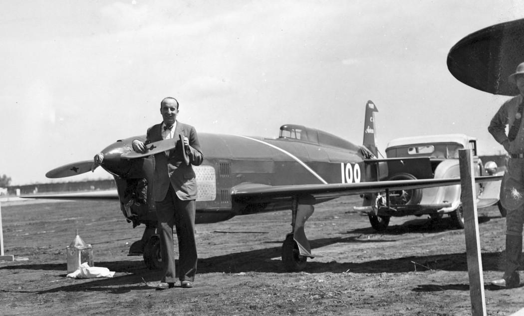 Société des avions Caudron C460-5