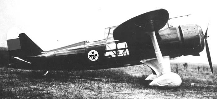 Kaproni Bugarski KB-11 Fazan Kb11-1