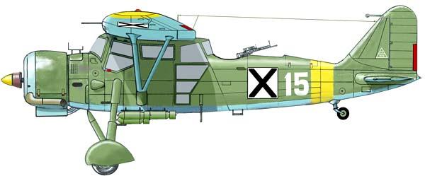 Kaproni Bugarski KB-11 Fazan Kb11-c2