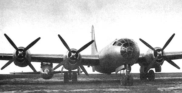 Tupolev Tu-4 VS guerre froide 346-6