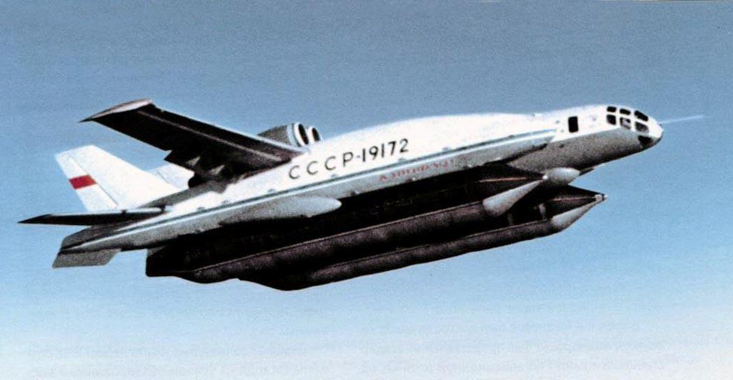 Neobicni, najljepši i najružniji avioni Vva14-3