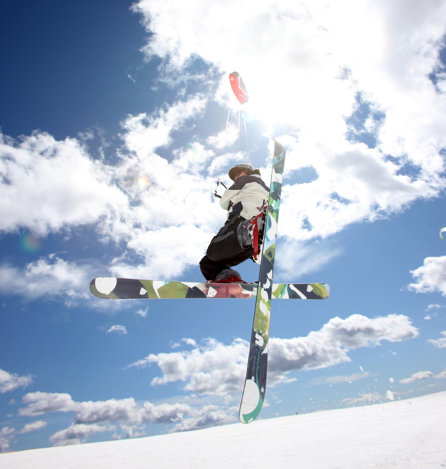 Le snowkite dans le 06! - Page 4 Snowkite-news