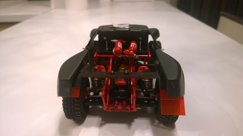 Mini Trophy Truck 1/24 15