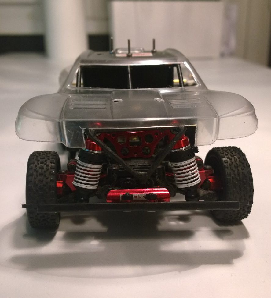Mini Trophy Truck 1/24 2