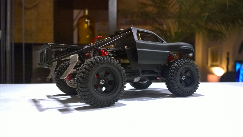 Mini Trophy Truck 1/24 8