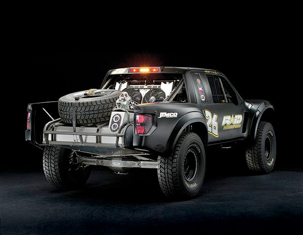 Mini Trophy Truck 1/24 Inspi4