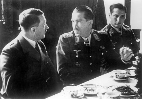 Les premiers et les derniers (Adolf Galland) AKG183940