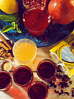 مجموعة وصفات قسم الحلويات والعصائر # متجـــدد # Arabic_drinks