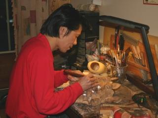 Les masques de Chine et rites magiques Nuo Masqu_0
