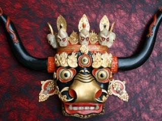 Les masques de Chine et rites magiques Nuo Masqu_4