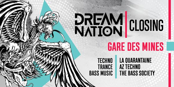22 septembre 2019 // CLOSING ● DREAM NATION FESTIVAL // PARIS AFTER_DreamNation-Forum