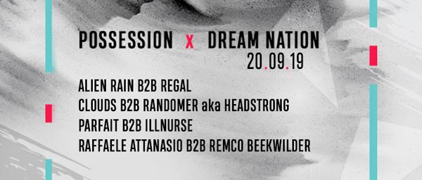 20 septembre 2019 // OPENING ● DREAM NATION FESTIVAL // PARIS OpeningDN19-Forum
