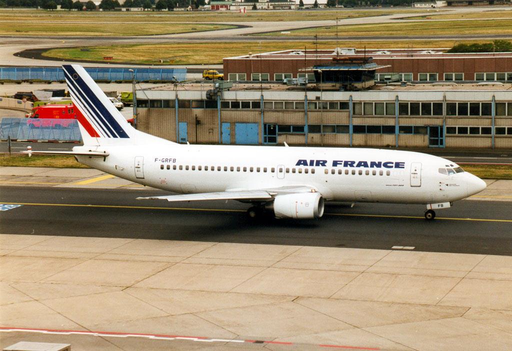 Compagnies d'aviation Af737-36n