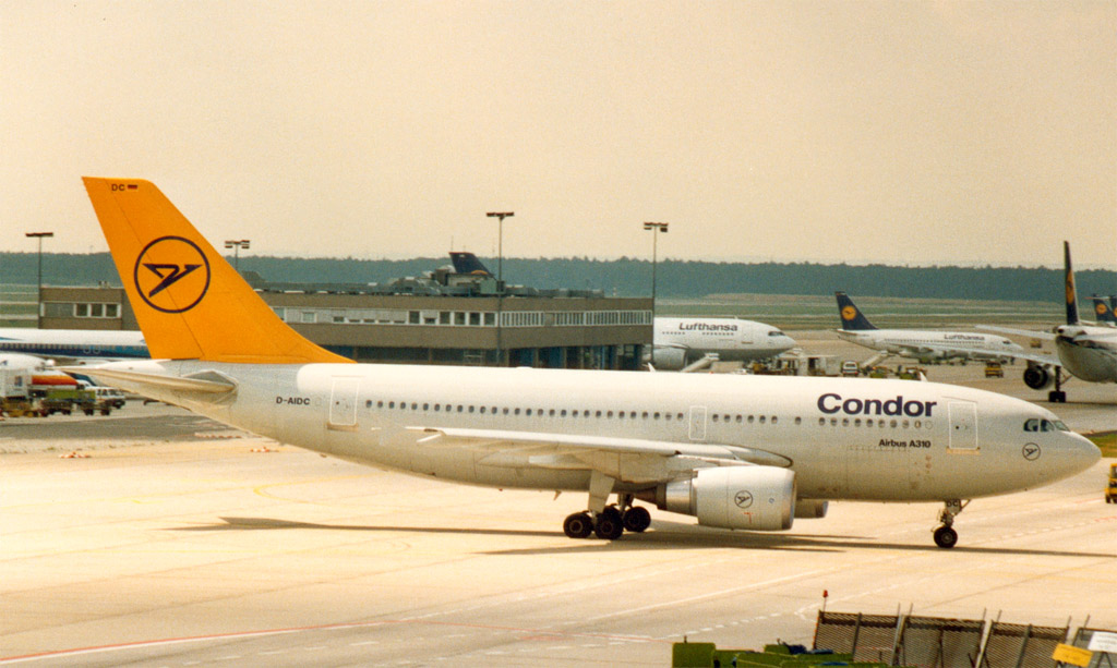Compagnies d'aviation De310-200