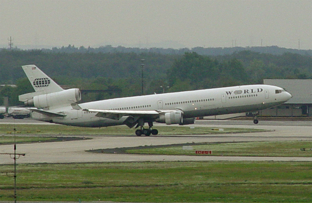 Compagnies d'aviation Wo-md-11