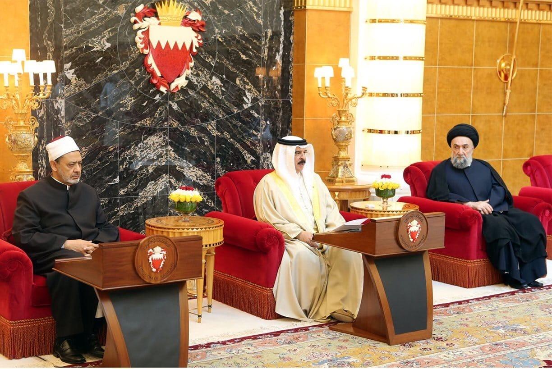 إجتماع مجلس حكماء المسلمين في مملكة البحرين IMG_0433