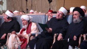 ولاية الدّولة والحاكميّة: كلمة العلاّمة السيد علي الأمين في منتدى تعزيز السلم – أبو ظبي 15621588_10154460159956284_6385170577848092909_n-300x169