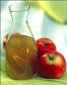 خل التفاح البلدي Apple vinegar Khl