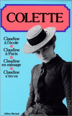 """Les """"Claudine"""", de Colette Claudine1"""