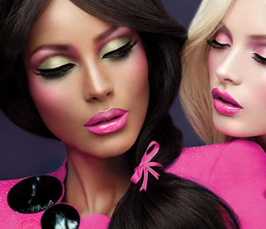 صور مكياج جميل Mac_barbie01(1)