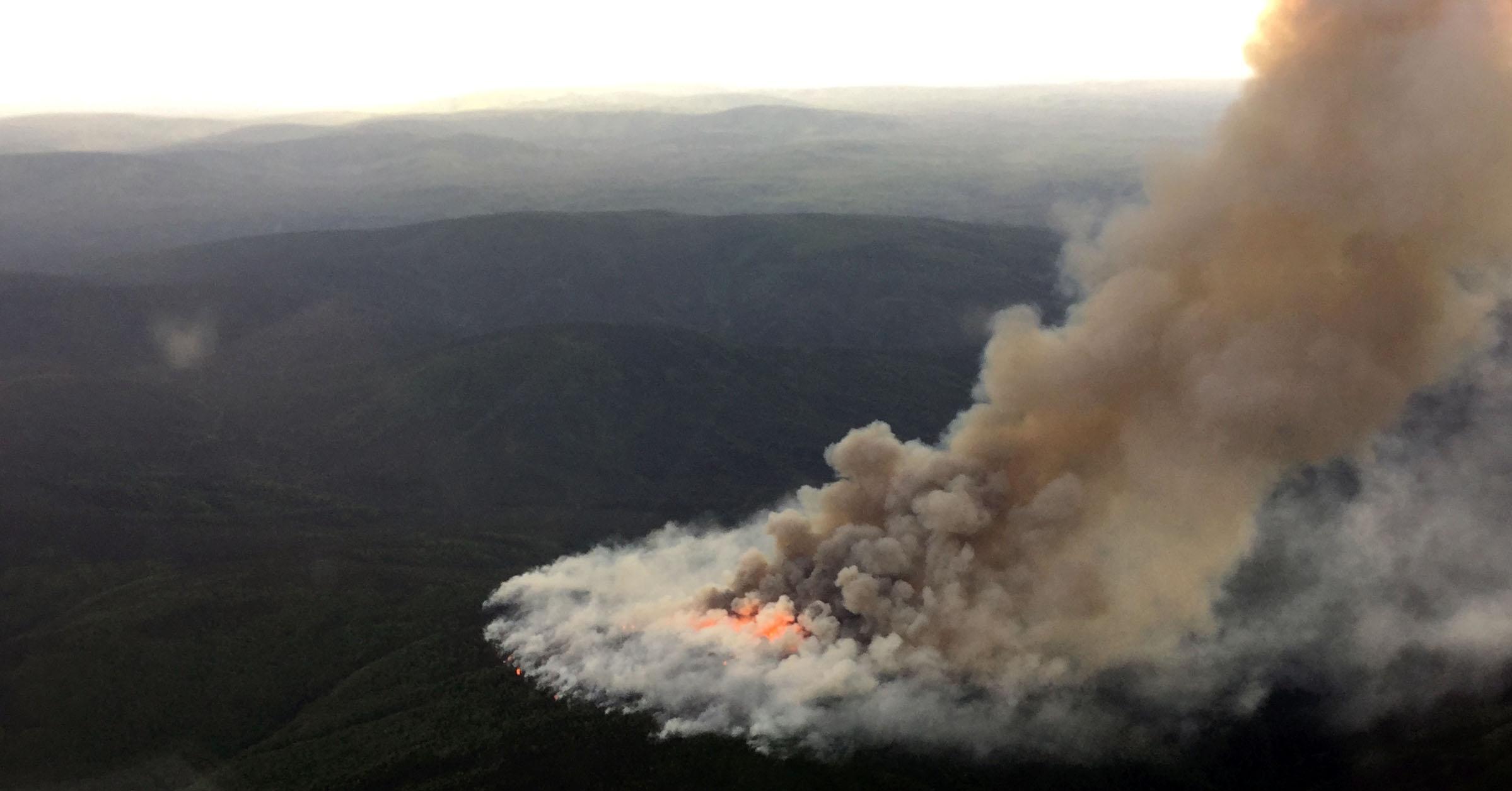 Katastrofalni požar u Australiji 06022016_Big-Mud-Fire_NFS