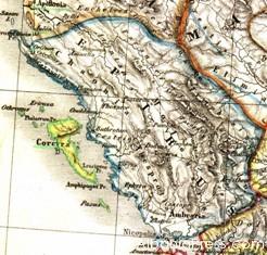 histori - Histori Shqiptare 780Epirus_antiquus_tabula