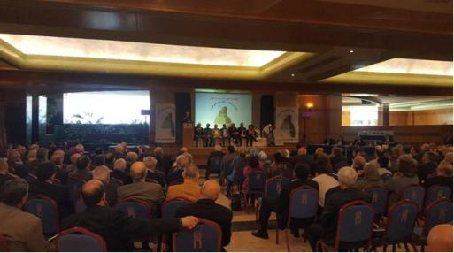 عاجل - عاجل الان افتتاح اكبر مؤتمر للمغتربين العراقيين حول العالم تم بعون الله وفضله افتتاح أكبر مؤتمر المغتربين العراقيين في Mqtrbin01_020416