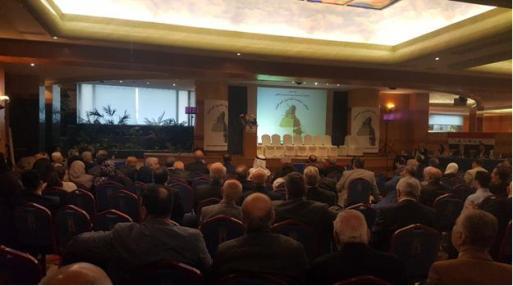 عاجل - عاجل الان افتتاح اكبر مؤتمر للمغتربين العراقيين حول العالم تم بعون الله وفضله افتتاح أكبر مؤتمر المغتربين العراقيين في Mqtrbin02_020416
