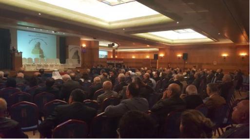 عاجل - عاجل الان افتتاح اكبر مؤتمر للمغتربين العراقيين حول العالم تم بعون الله وفضله افتتاح أكبر مؤتمر المغتربين العراقيين في Mqtrbin03_020416