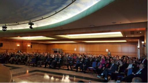 عاجل - عاجل الان افتتاح اكبر مؤتمر للمغتربين العراقيين حول العالم تم بعون الله وفضله افتتاح أكبر مؤتمر المغتربين العراقيين في Mqtrbin04_020416