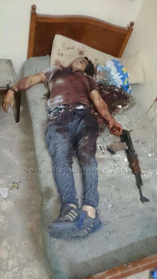"""مدير أمن دمياط يكشف تفاصيل تصفية إرهابيي """"مذبحة حلوان"""" 13"""
