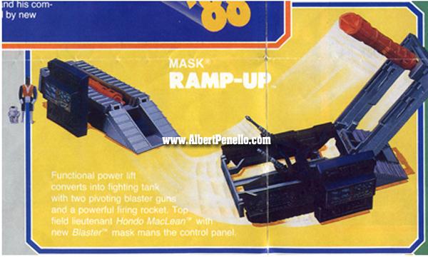 Proto RAMP Up Rampupap
