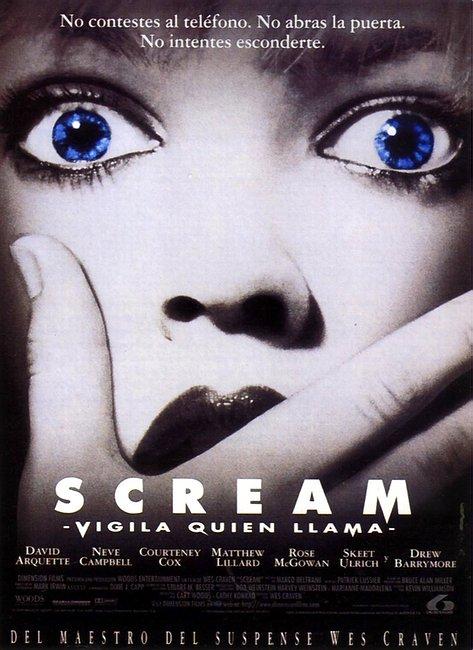peliculas de halloween Albertop-scream
