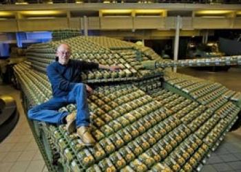 Tank me 5.000 kuti vezësh Tankkuti