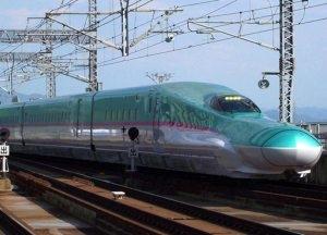 """Kina shpik trenin """"me këmbë"""" Tren-shpejte"""