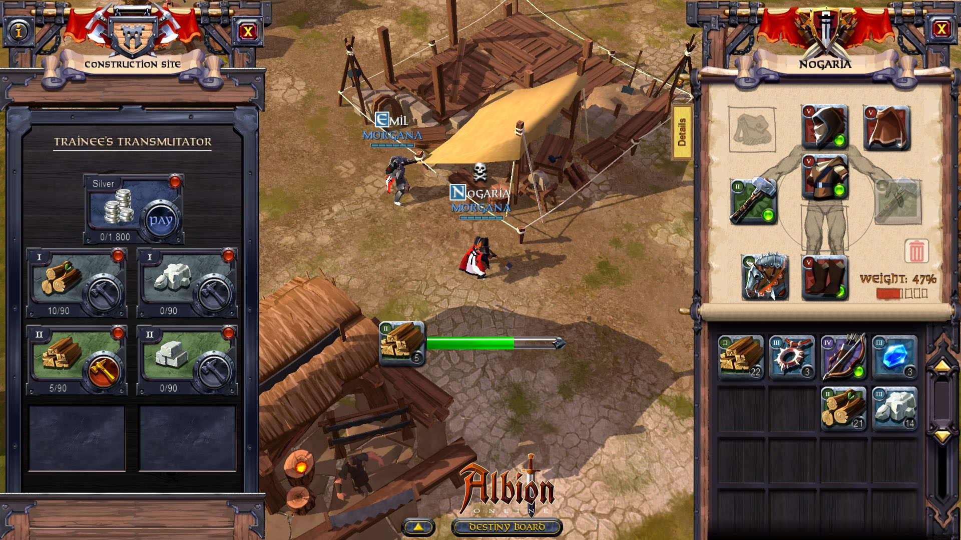 [MMORPG Sandbox] Albion Online About-albion-crafting-quests-you-need-to-know