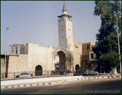 ابواب دمشق السبعة Ch202