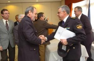 El comisario de Marbella durante la 'Operación Roca' tiene un negocio de seguridad regentado por su mujer Comidsario-300x194