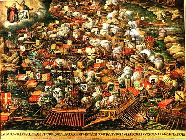 8 reales de FELIPE II, Sevilla. Lepanto