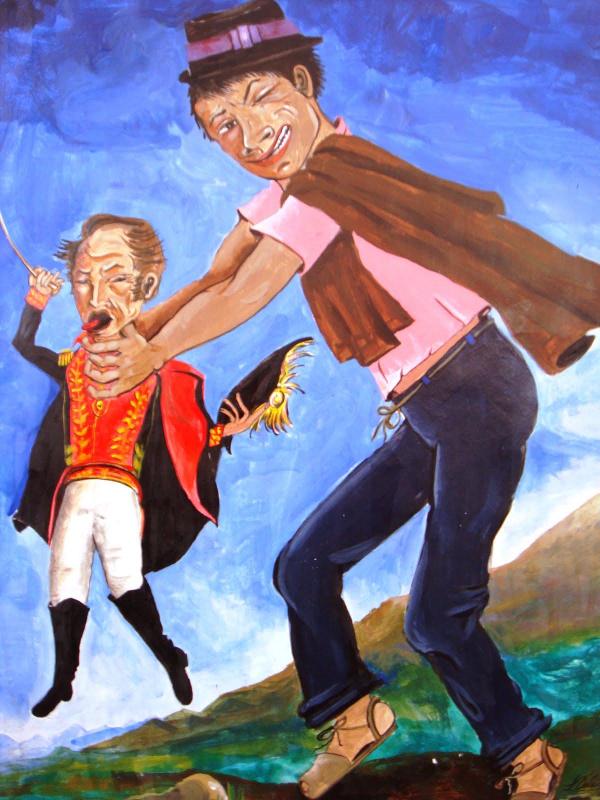 11Ago - Bolivar, Padre Libertador. Bicentenario - Página 16 Simon4