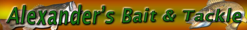 Alexander's Bait & Tackle