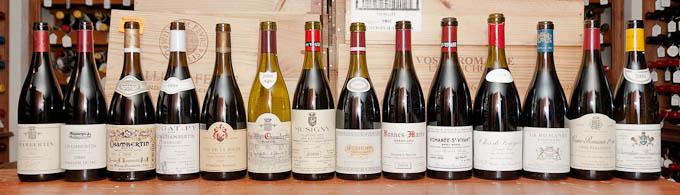 Retour sur la dégustation de rêve de Bourgogne 2009 _ALB2154_paulee