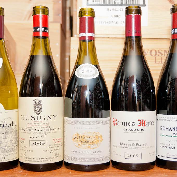 Retour sur la dégustation de rêve de Bourgogne 2009 _ALB2157_paulee