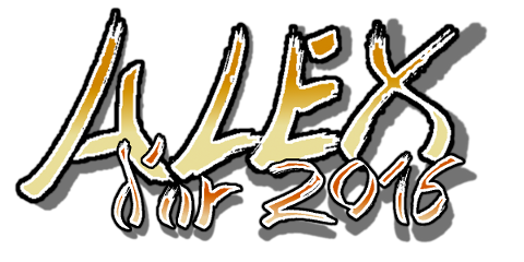 Alex d'Or 2016 ça commence Alexdor2016_logo_verehn