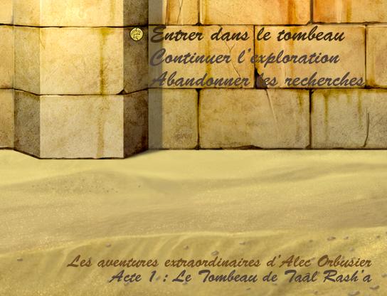Le tombeau de Taâl Rash'a 689_Pharazo_Letombe1
