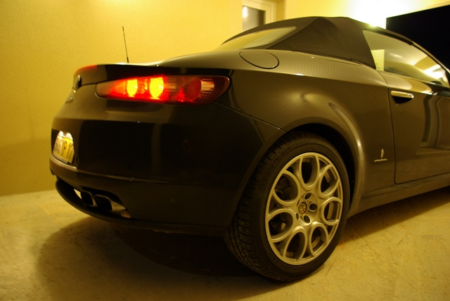 Mon ex : Alfa GT 3.2 V6 Image19